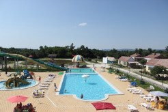 Турбаза и аквапарк