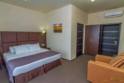 Отель «Добрыня» с горячими источниками в Гуамке
