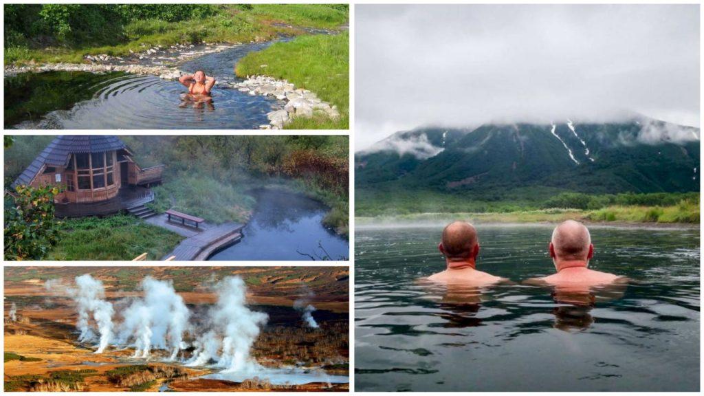 Камчатские термальные источники