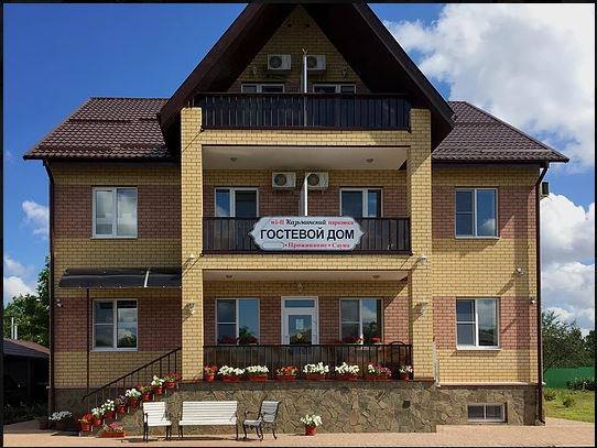 """Отель-гостевой дом """"Казьминское"""""""