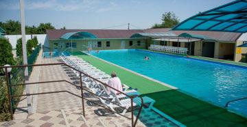 Беловские термальные источники в Ставропольском крае