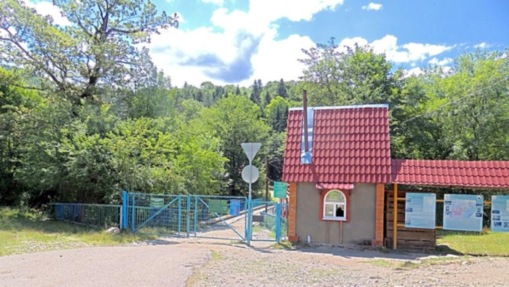 Музей природы Кавказского биосферного заповедника: достопримечательности Гузерипля
