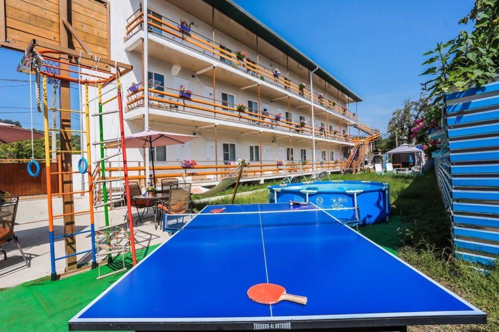 Отель Абхазия Тали на горячих источниках Беслетки в Абхазии