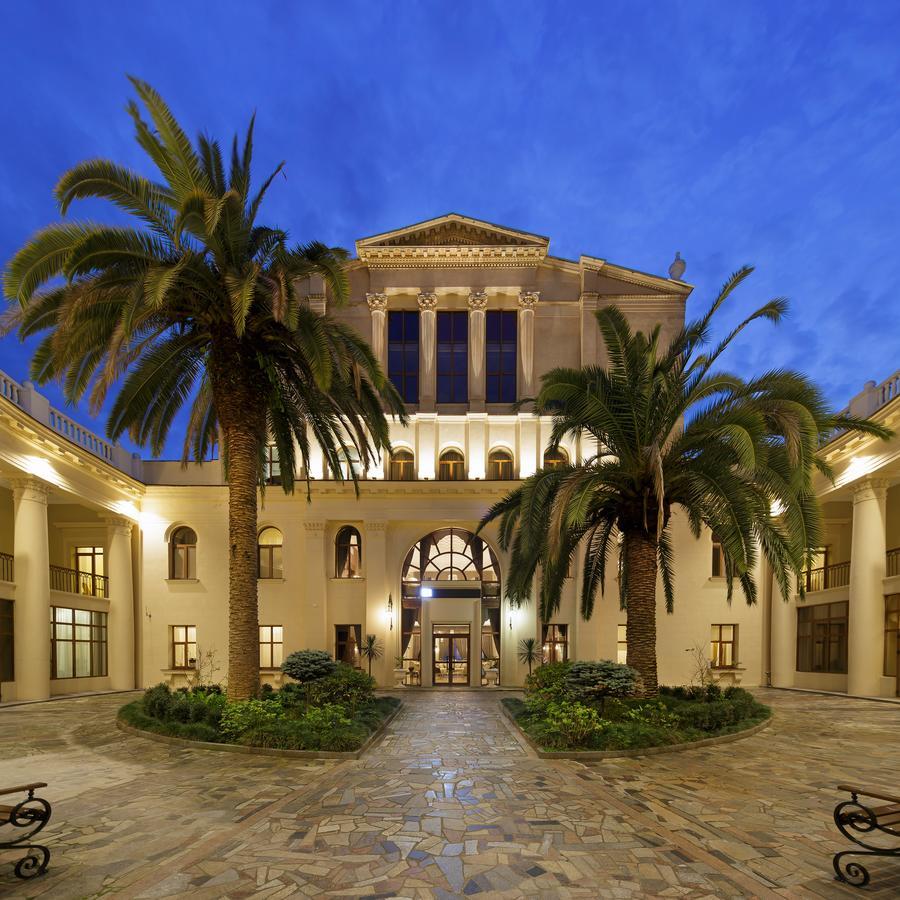 Отель Amra Park-hotel & Spa в Гагре