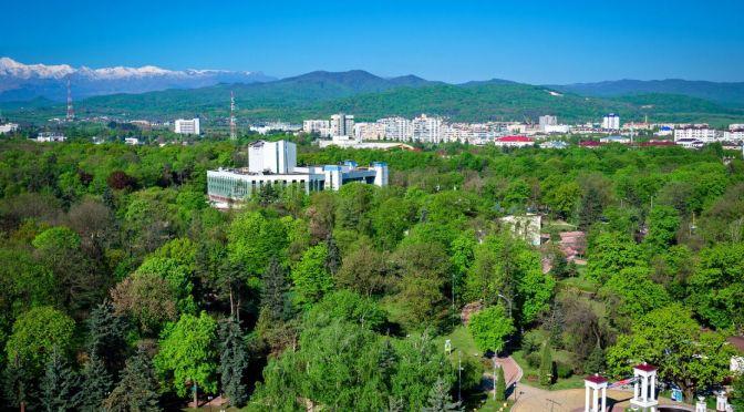 Курорт Кабардино-Баркарской Республики «Долинск»