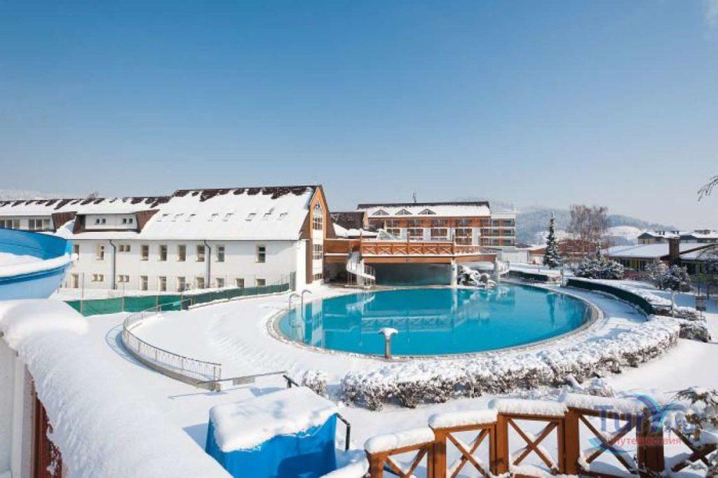 Термальный курортТерме Зрече в Словении
