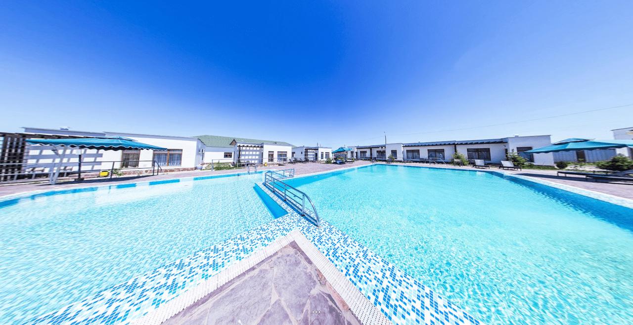 Горячие источники Премиум Спа Резорт (Premium Spa Resort) в Казахстане