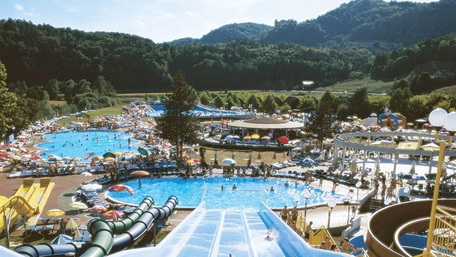 Термальный курортТерме Олимпия в Словении