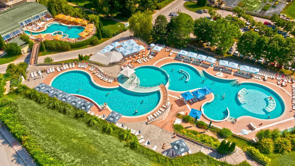 Отель Terme Topolsica - Hotel Vesna на термальном курорте Терме Тополшица в Словении