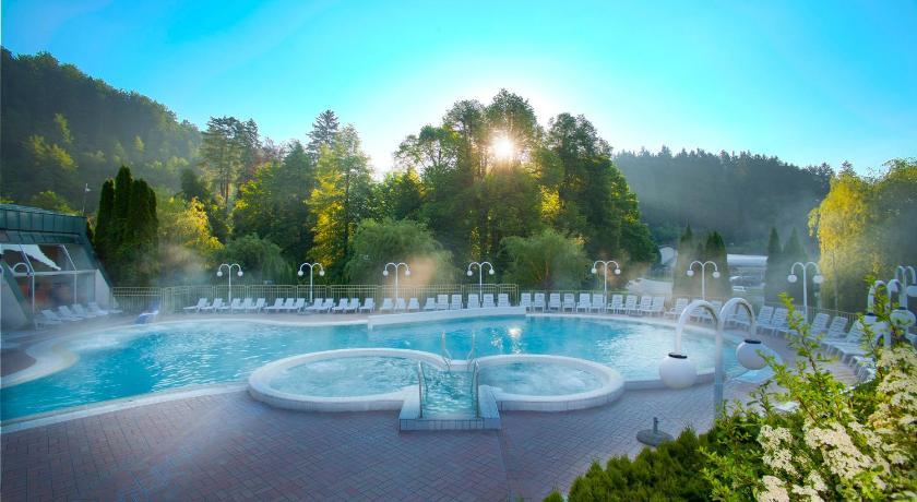 Термальный курорт Терме Тополшице в Словении