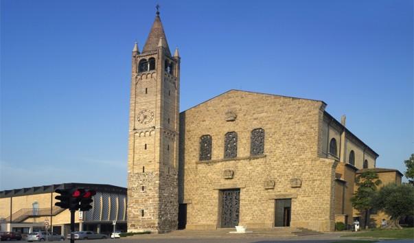 Кафедральный Собор Святого Лаврентия в Абано-Термо