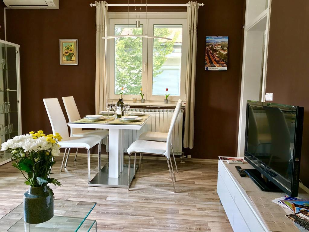 Отель Apartments Terme Ptuj на термальном курорте Терме Птуй в Словении