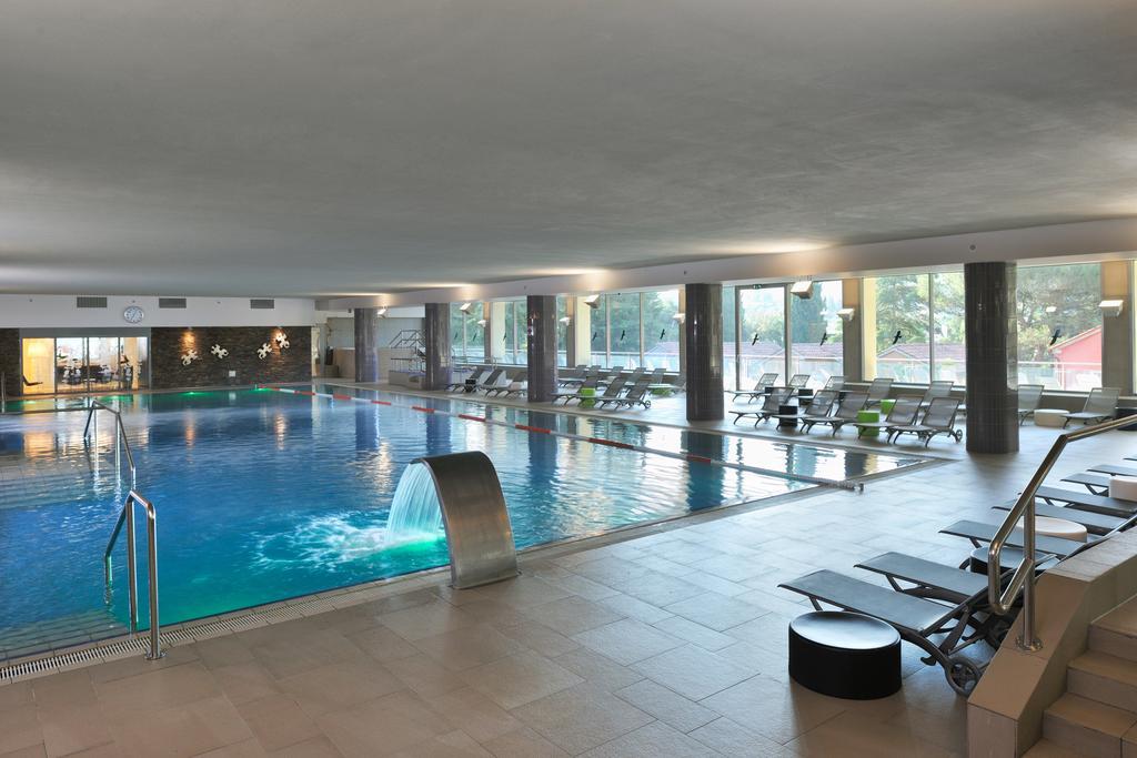 Отель Apartments Laguna - Terme Krka на термальном курорте Струньян (Крка) в Словении