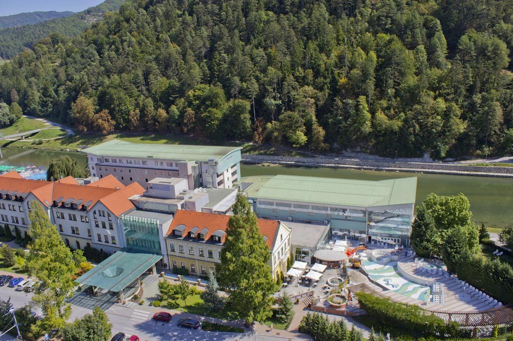 Отель Zdravilisce - Thermana Lasko на термальном курорте Лашко в Словении