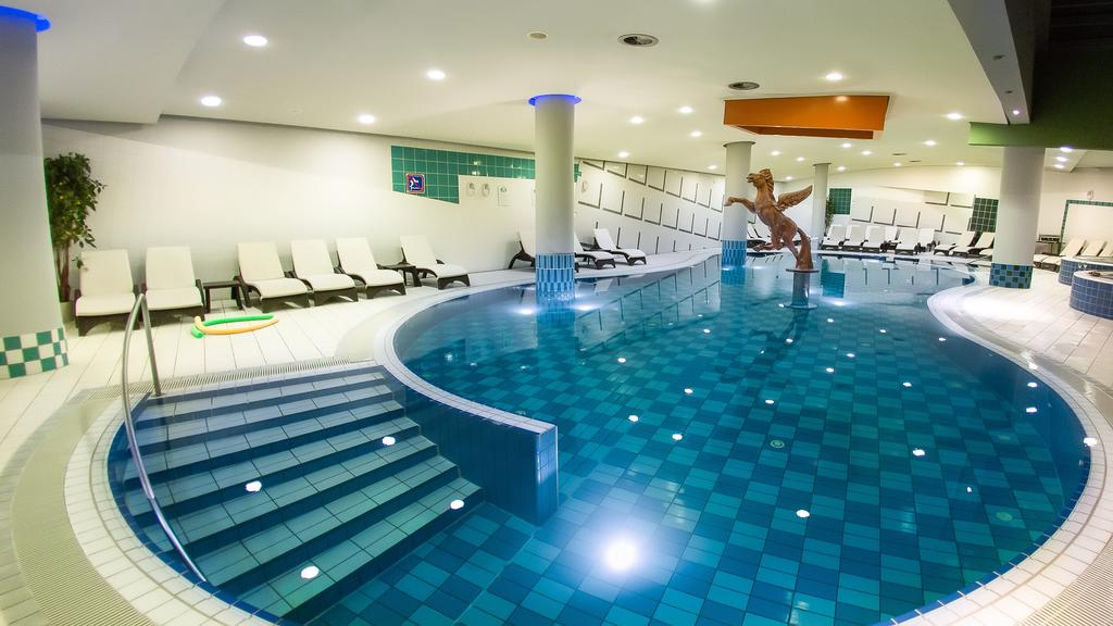 Grand Hotel Sava Superior на термальном курорте Рогашка-Слатина в Словении