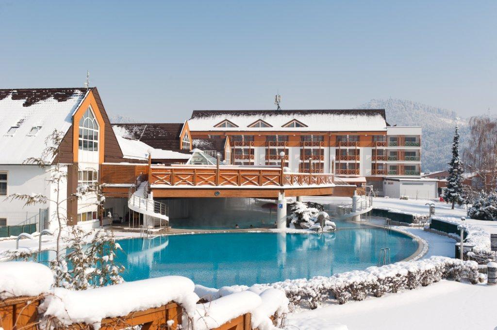 Отель Terme Zrece - Hotel Vital на термально курорте Терме Зрече в Словении