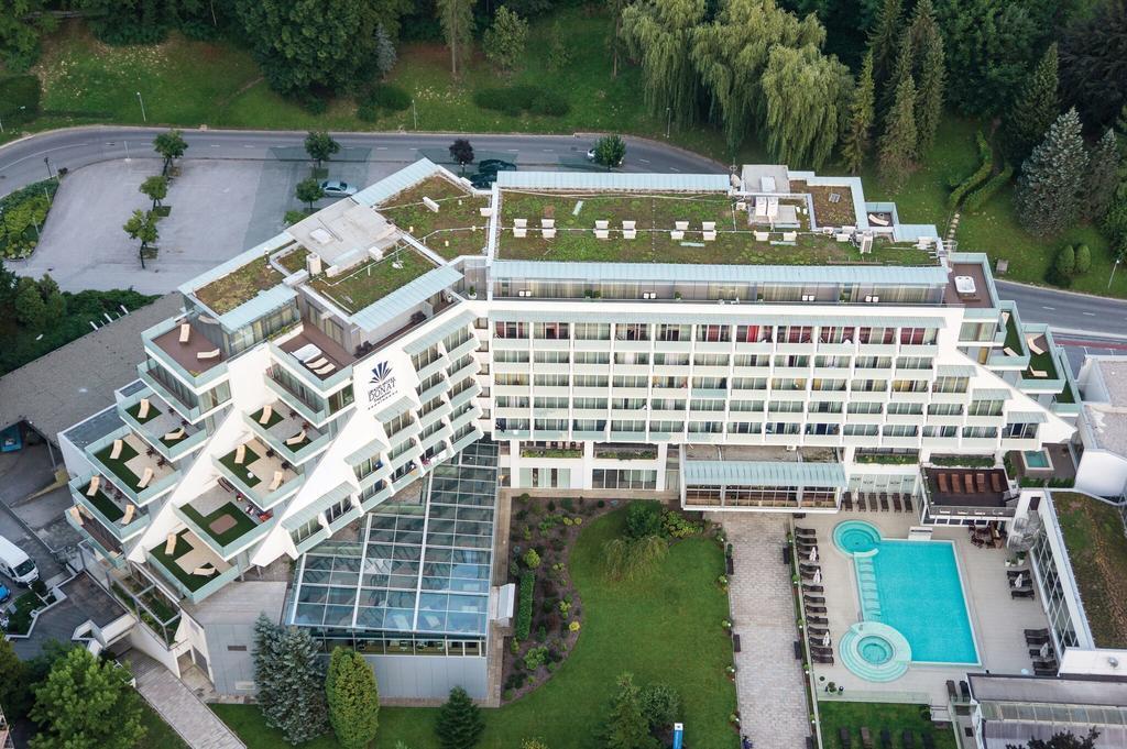 Отель Grand Hotel Donat Superior & Wellness Center на турмальном круорте Рогашка Слатина в Словении