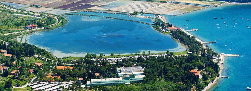 Термальный курорт Таласо Струньян в Словении