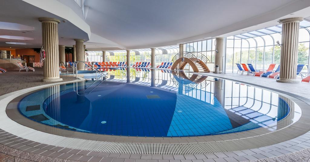 Отель Grand Hotel Primus - Terme Ptuj - Sava Hotels & Resorts на термальном круорте Терме Птуй в Словении