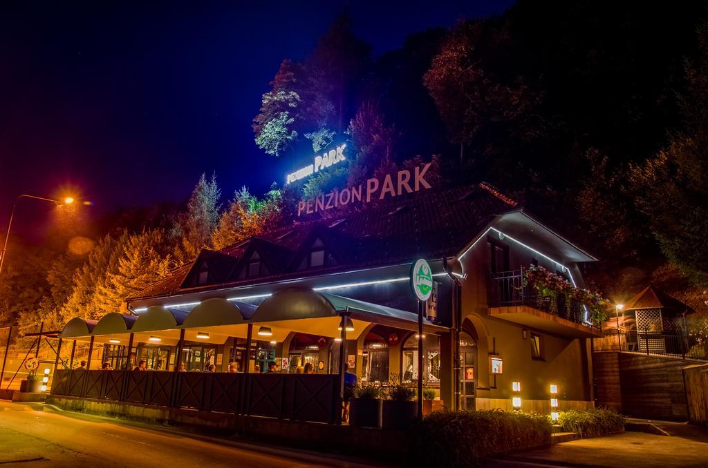 Отель Penzion Park на термальном курорте Лашко в Словении