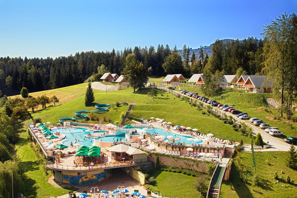Отель Terme Topolsica Apartment на термальном курорте Терма Тополшица в Словении