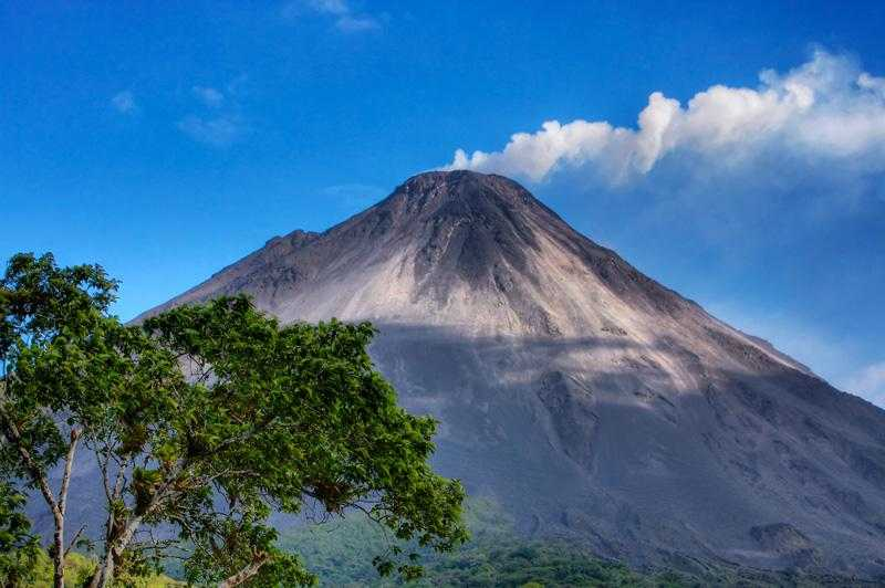 Вулканы на острове Искья