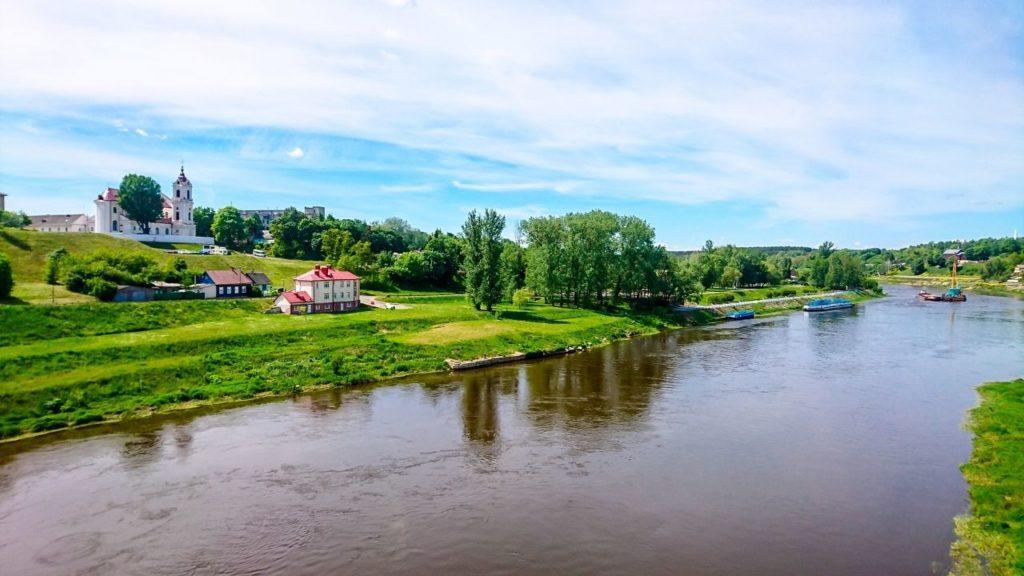 Сравнение 3-х городов Беларуси